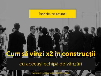 IBC Focus: conferință de marketing și vânzări în construcții