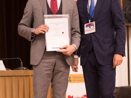 ESCL Prize 2018